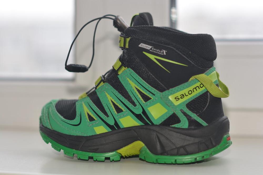 Бронь зимние детские ботинки salomon xa pro 3d mid cswp kids be48c0c0fa3d2