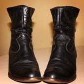ботинки(сапожки)нат.кожа деми Paul Green