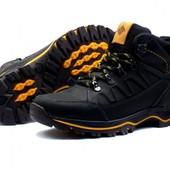 Ботинки Зимние Columbia Leather Aero, кожа 40-45р