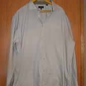 Мужская рубашка Burton большой размер ворот 48-50