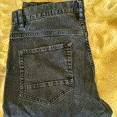 Крутые мужские джинсы Next 36R. Снизила цену! Покупаем!