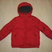Пуховая куртка Gap 6-7 лет 120рост