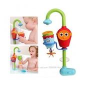 Игрушка краник для ванной Веселый фонтан