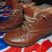 Стильние кожание сапоги ботинки зимние бренд  Claudio Conti (Клаудио Конти).43