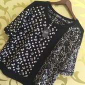Модная блуза от Некст р Л свободная