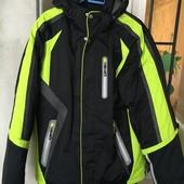 Лыжная термокуртка Ature, ХХЛ, отличное состояние, пару раз одевалась