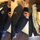 """Куртка мужская """"Аляска соты"""""""