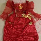 продам платье Бель девочке 1-2 года 80-92 рост Disney
