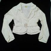 Нарядный пиджак Jeans  - размер  S-M
