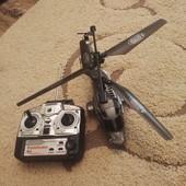 Геликоптер,самолет,верталет на радиоуправлении,пульте управления новый
