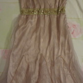 продам нарядное женское платье размер 40 евро, 14 англ.