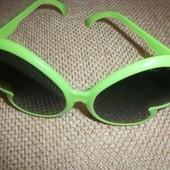 очки от солнца бабочка детские