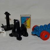 разные фигурки для разных наборов LEGO Duplo лего дупло