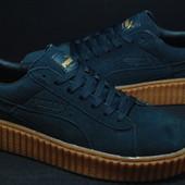Мужские кроссовки Puma Creepers синие