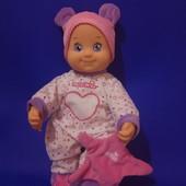 Музыкальная мягкая кукла Smoby