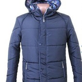 Зимняя курточка батал