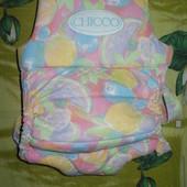 Яркий универсальный рюкзак-кенгуру Chicco Идеальное состояние