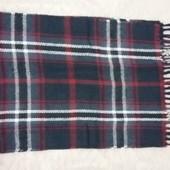 Классический шерстяной  шарф тм ТСМ (германия), размер 180 на 32 см