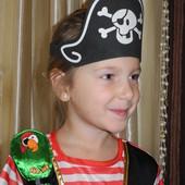 Пират 5-7 лет