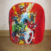 Детский рюкзачок (рюкзак) Мстители