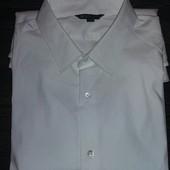 Классическая белая рубашка ТСМ-Такко(германия), размер Л