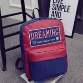 3-36 Молодежный рюкзак / Городской рюкзак / Стильный / Вместительный / женский рюкзак / детский