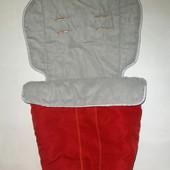 Утепленный конверт-чехол в коляску, Mothercare