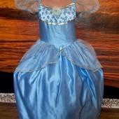 Маскарадное платье Disney на 5-7 лет цена снижена