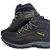Ботинки Зимние Columbia, кожа