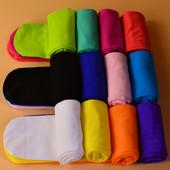 Цветные колготки для девочек 110-130 см