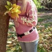 Туника - свитер - размер М