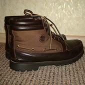 Ботинки Timberland waterproof р. 42-43. 5 стелька 27.6см