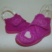Тапочки войлочные Rohde 25р,ст 16 см.Мега выбор обуви и одежды
