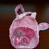 Детская сумочка с украшениями для девочек