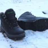 Ботинки зимние Т482