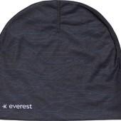отличная мужская шапка от шведского бренда Everest Stadium,безразмерная