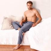 Мужские домашние брюки 100% хлопок р. М Tchibo Германия