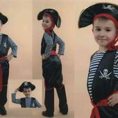 Карнавальный костюм пират 3-6 лет
