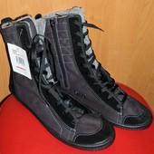 42 Ультрамодные ботинки на меху Quiksilver