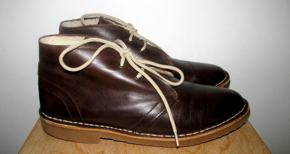 классные ботинки 26 см фото №1