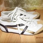 (№і293)фирменные кроссовки 40 р UK 6,5 Graceland