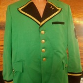 Униформа швейцара отеля Stramproy