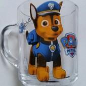 Детские чашки МИКС Щенячий патруль, фиксики, китти