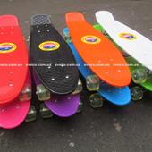 Скейтборд Penny Board 22 (пенни борд) скейт 8 цветов 57 см