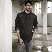 Стильная джинсовая рубашка от Livergy размер XXL