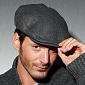 Стильная классическая кепка Tchibo, Германия - твид, деми-зима