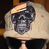 Стильная новая фирменная шапка Polar л-хл .