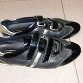 Женские кроссовки Luciano Carvari размер 39 кожа