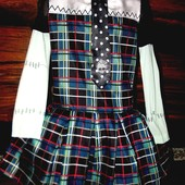 Платье Монстер Хай Френки Штейн на 7-10лет цена снижена