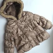 Куртка,пальто Matalan (9-12мес)